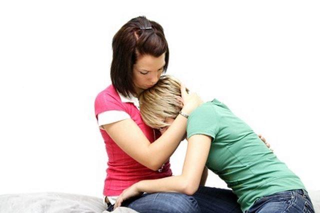 Liebeskummer-Hilfe - Warum Reden bei Liebeskummer so wichtig ist
